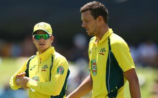 Hazlewood to sit out remainder of ODI series
