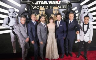 All the pictures you need to see from the Rogue One world premiere