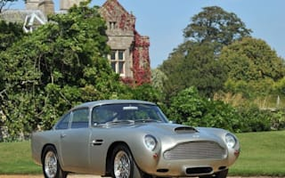 Stunning Aston Martin DB4GT Coupe could make a million at auction