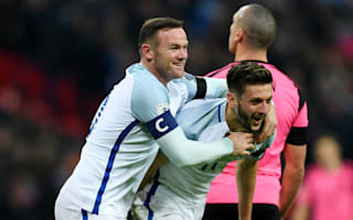 Lallana admits to England frustrations despite victory