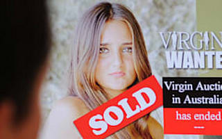 Brazilian student auctions virginity for a second time