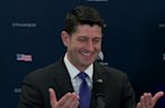 """Getting really close"" to funding deal: Ryan"