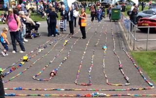 Beaulieu smashes toy car world record