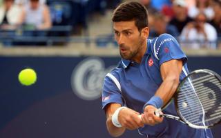 Djokovic edges past Berdych