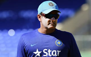 Kumble explains why Parthiv pipped Pant