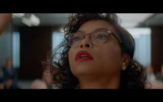 Hidden Figures is the new film celebrating the African-American women behind the moon landing