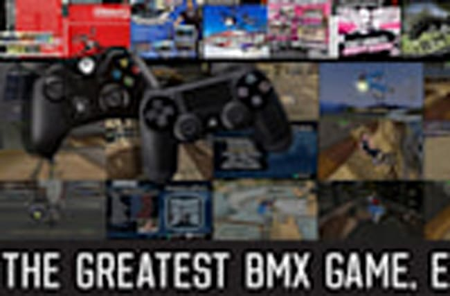 The Greatest BMX Game, Ever? pt2 - Mat Hoffman's Pro BMX 2