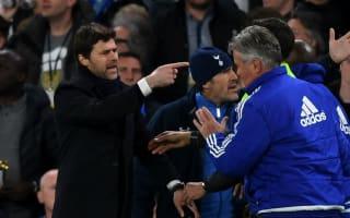 Hiddink: Tottenham lacked control of champions