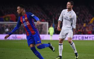 Neymar 'way better' than Ronaldo - Pele