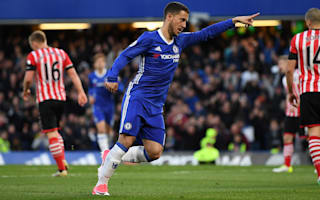 Hazard unfazed by comparisons to 'leaders' Messi, Ronaldo
