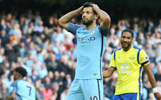 Koeman questions Aguero's mental strength amid penalty woes