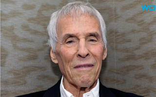 Burt Bacharach cancels two concerts to recover from broken arm