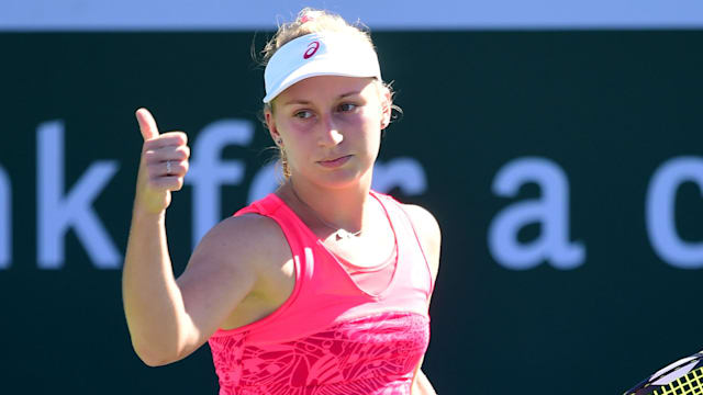 Australia's Stosur wins first WTA title of current season