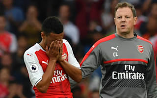 Wenger optimistic over Coquelin recovery