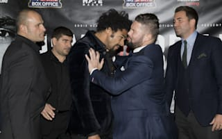 It will get too hard and he will quit - Bellew blasts Haye