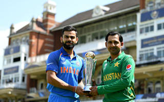 Pakistan v India: Everything you need to know about the ICC Champions Trophy final