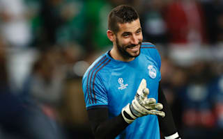 Super Cup chance 'a childhood dream' for Casilla