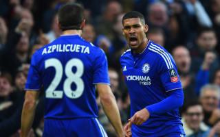 First Chelsea goal delights Loftus-Cheek