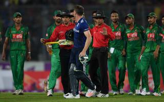 Bangladesh celebrations over the top - Buttler
