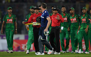 Bangladesh celebrations over the top - Buttler