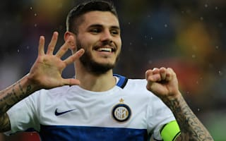 Inter rejected Napoli offer for Icardi, says president