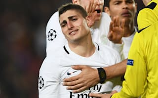 Verratti 'staying at PSG' despite Barcelona meltdown