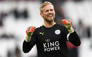 My heart was in my mouth - Shakespeare indebted to heroic Schmeichel again