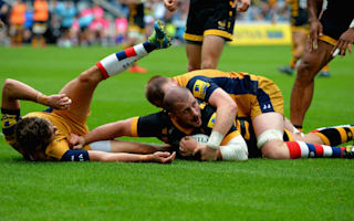 Wasps maul sorry Bristol, Tigers edge out Falcons