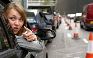 Who's blaming who for bad driving?