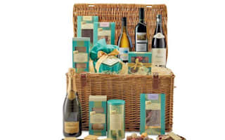Is this a Fortnum's hamper - or something rather cheaper?