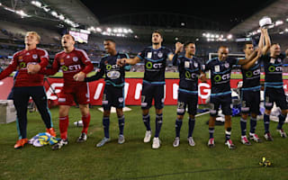 Melbourne Victory 1 Sydney FC 0: Jurman own goal hands points to hosts