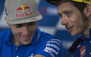 Lorenzo accuses Rossi and Vinales of working together