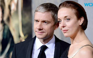 Amanda Abbington thanks fans for support amid reports of split from Martin Freeman