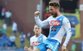 Mertens never considered leaving Napoli amid Barca and Chelsea interest