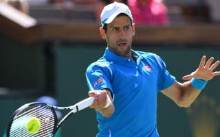 Djokovic untroubled by Edmund
