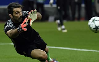 Buffon: Not time for my funeral yet