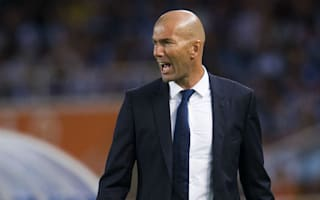 Zidane 'upset' by Ramos injury as James misses Betis clash