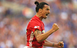 Zlatan: There is something big coming from Manchester United