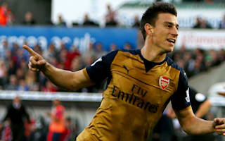 Koscielny relishing MSN challenge