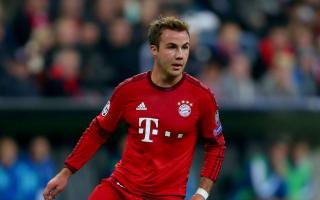 Gotze steps up Bayern comeback