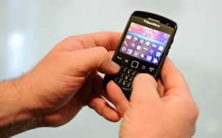 BlackBerry firm quits consumer race