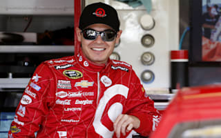 Larson claims first career win in Michigan