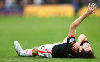 Darmian out for 'several weeks' with dislocated shoulder