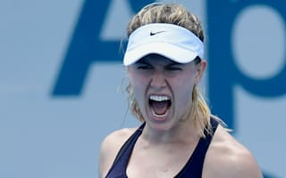 Bouchard strikes another blow to Sharapova with Madrid win
