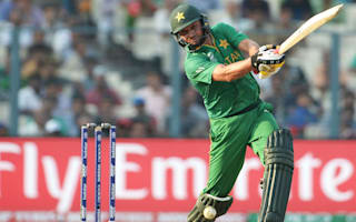 Afridi happy to lead by example