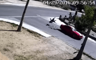 Woman runs over boyfriend after he reveals he's HIV positive