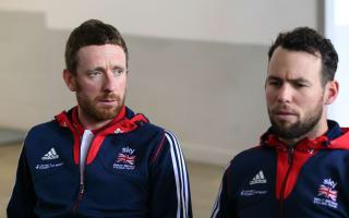 Wiggins relishing track return alongside Cavendish