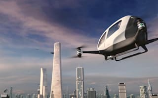 Self-driving flying taxis to hit the skies of Dubai