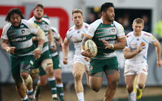 Try for Tuilagi as Tigers beat Chiefs