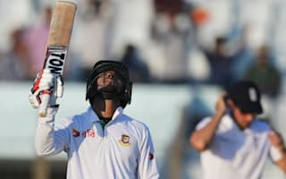 Sabbir gives Tigers hope of pulling off famous win